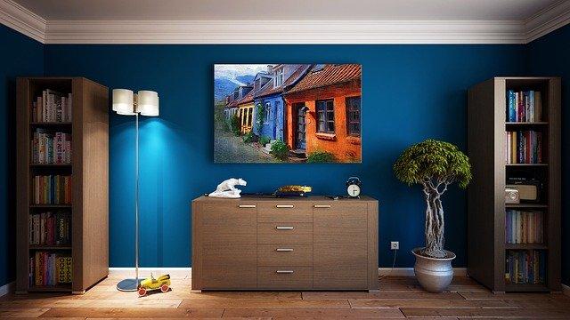 Utiliser des tableaux pour votre décoration intérieure